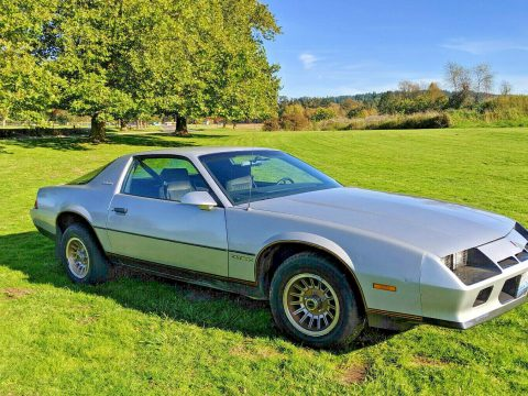 garaged 1982 Chevrolet Camaro for sale