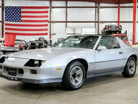 low miles 1982 Chevrolet Camaro for sale