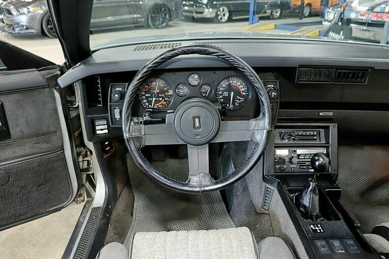 low miles 1982 Chevrolet Camaro