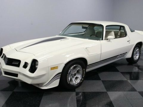 upgraded engine 1980 Chevrolet Camaro Z/28 for sale