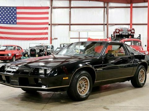 very nice 1982 Chevrolet Camaro Berlinetta for sale