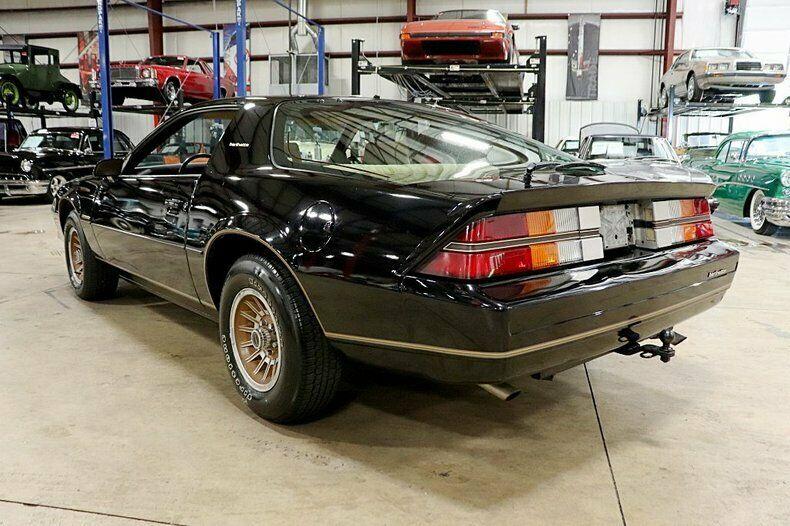 very nice 1982 Chevrolet Camaro Berlinetta