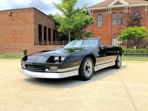 awesome 1987 Chevrolet Camaro for sale