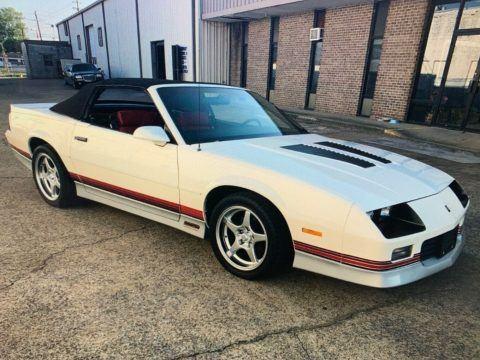 rare 1987 Chevrolet Camaro Z28 for sale
