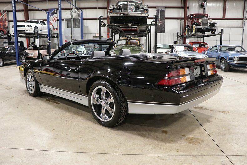 very nice 1988 Chevrolet Camaro