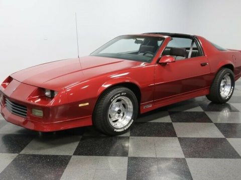 classic 3rd gen 1990 Chevrolet Camaro RS for sale