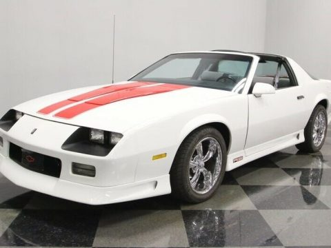 low miles 1992 Chevrolet Camaro Heritage Edition for sale