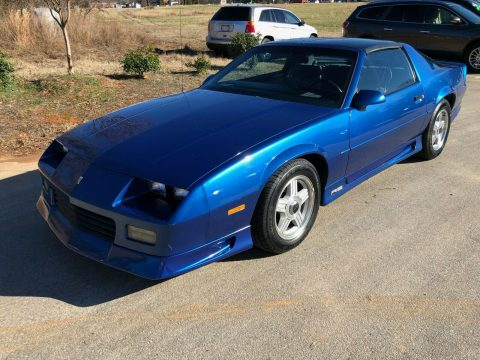 nice stock 1991 Chevrolet Camaro RS for sale