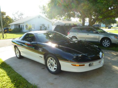 pace car 1993 Chevrolet Camaro for sale