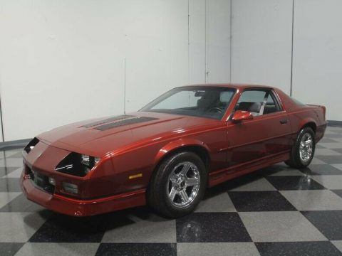 sharp 1989 Chevrolet Camaro IROC Z/28 for sale