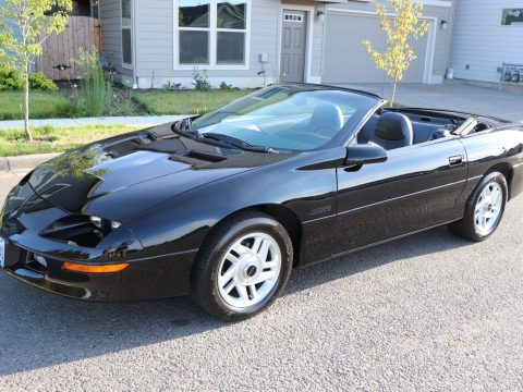 low mileage 1995 Chevrolet Camaro Z28 for sale