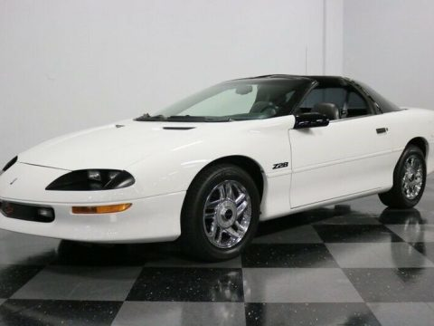 well maintained 1996 Chevrolet Camaro Z/28 for sale