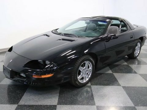 well maintained 1997 Chevrolet Camaro Z/28 for sale