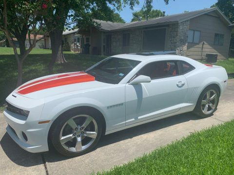 low miles 2010 Chevrolet Camaro 6.2L SS for sale
