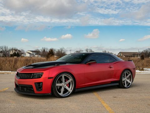 modified 2010 Chevrolet Camaro for sale