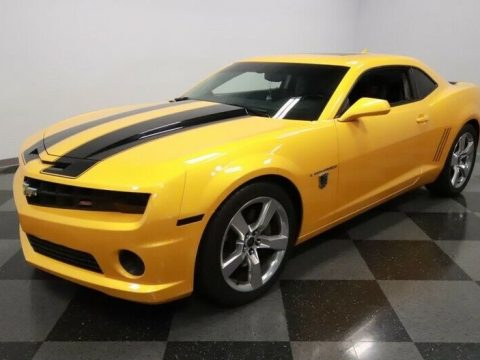 very nice 2010 Chevrolet Camaro Rs/ss Bumblebee for sale