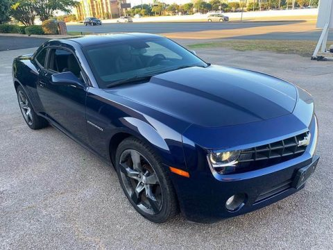 well equipped 2011 Chevrolet Camaro LT 2dr Coupe for sale