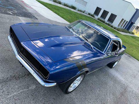 Fully Built Restomod 1967 Chevrolet Camaro for sale
