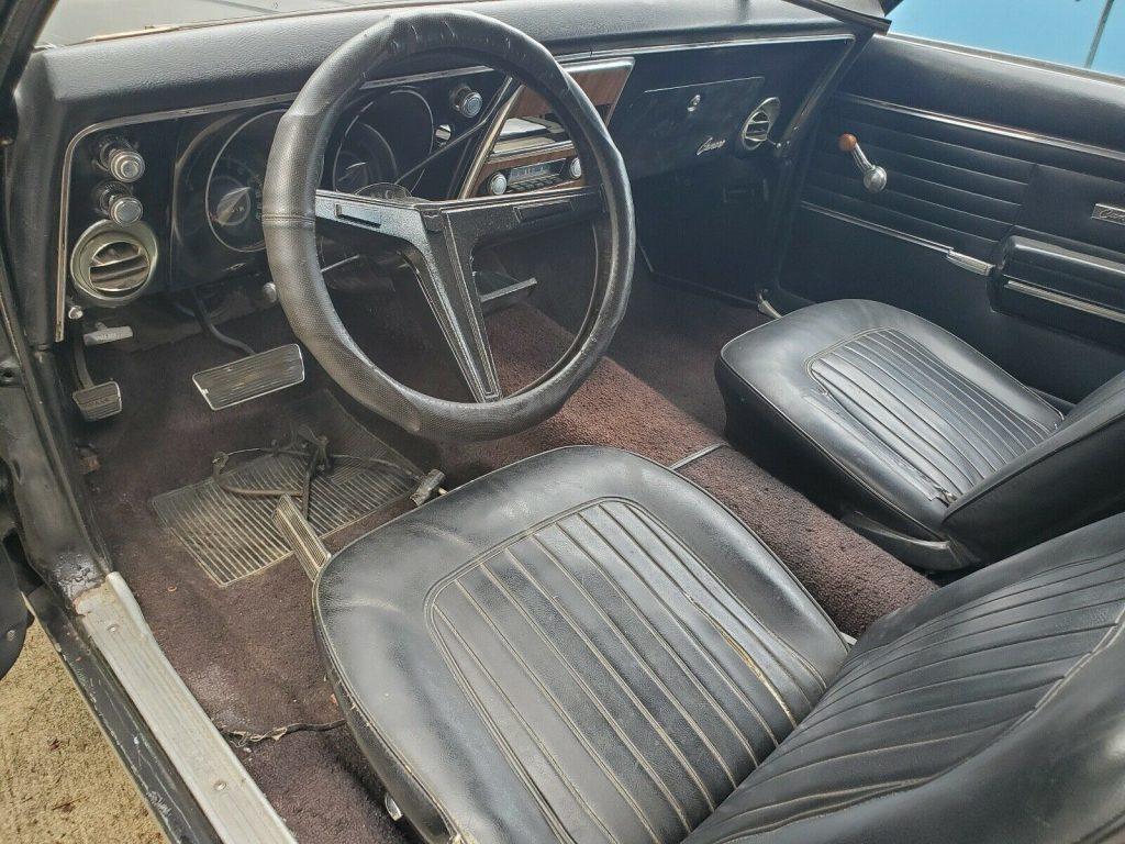 needs tlc 1968 Chevrolet Camaro Ss/rs