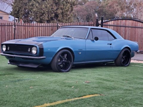 pro touring 1967 Chevrolet Camaro crate LS3 for sale