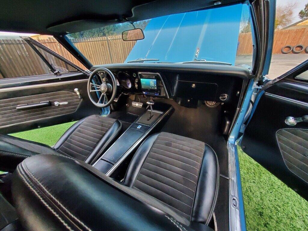 pro touring 1967 Chevrolet Camaro crate LS3