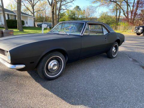 rare 1967 Chevrolet Camaro for sale