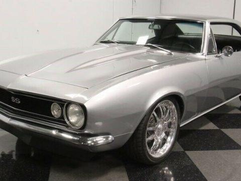 restomod 1967 Chevrolet Camaro SS Tribute custom for sale