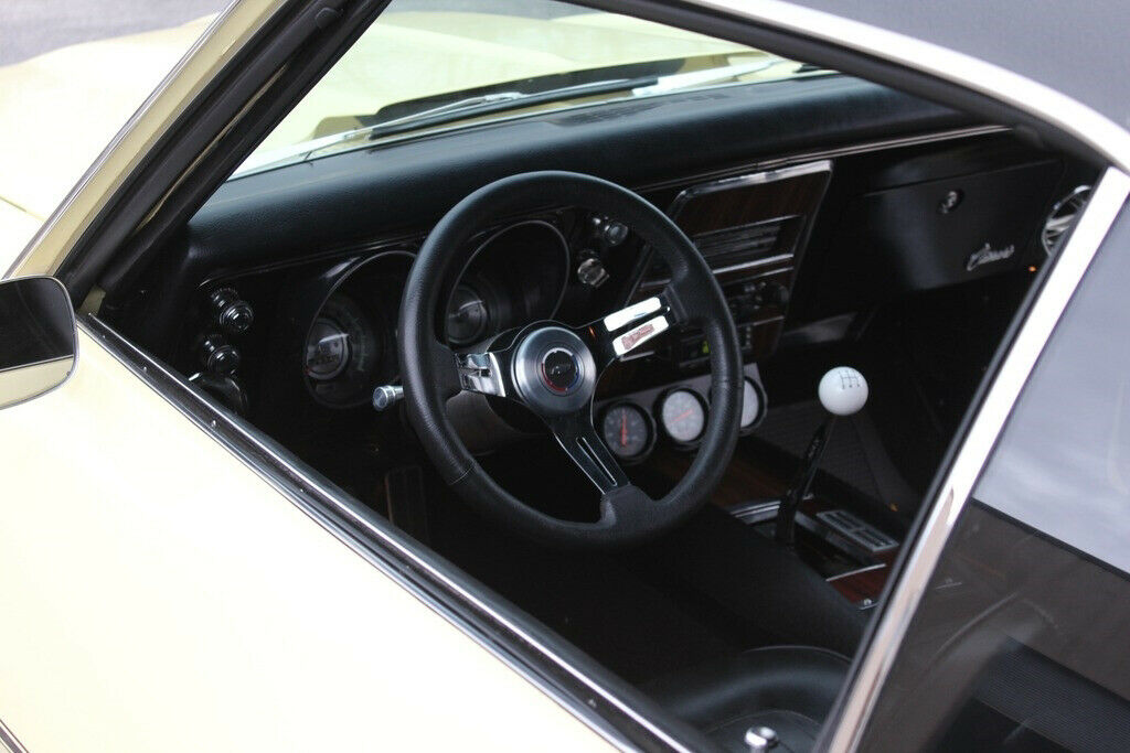 restomod 1968 Chevrolet Camaro Super Sport