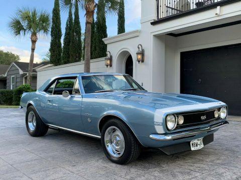 restored 1967 Chevrolet Camaro for sale