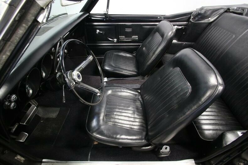 sharp 1967 Chevrolet Camaro Convertible