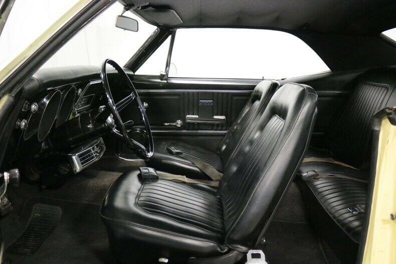 survivor 1967 Chevrolet Camaro