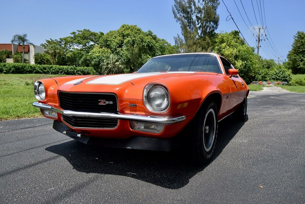 beautiful 1970 Chevrolet Camaro