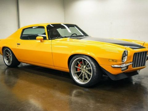low miles 1970 Chevrolet Camaro LS ProTouring for sale