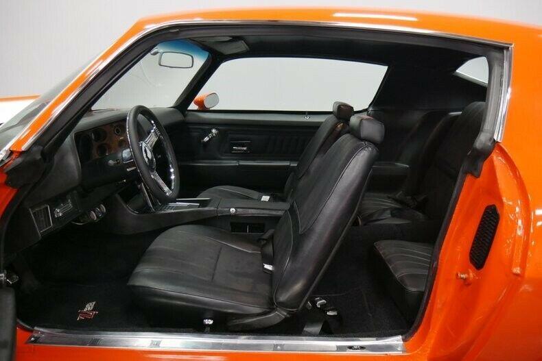 stroker 1970 Chevrolet Camaro