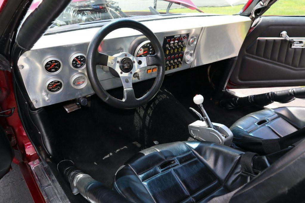 totally badass 1970 Chevrolet Camaro Prostreet RACE SHOW CAR HOT ROD custom
