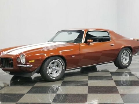 upgraded engine 1970 Chevrolet Camaro Z/28 RS for sale
