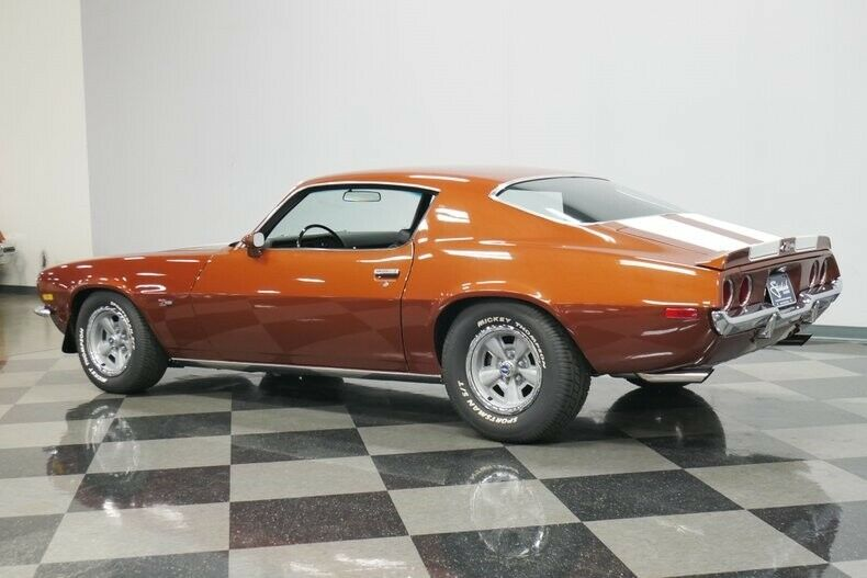 upgraded engine 1970 Chevrolet Camaro Z/28 RS