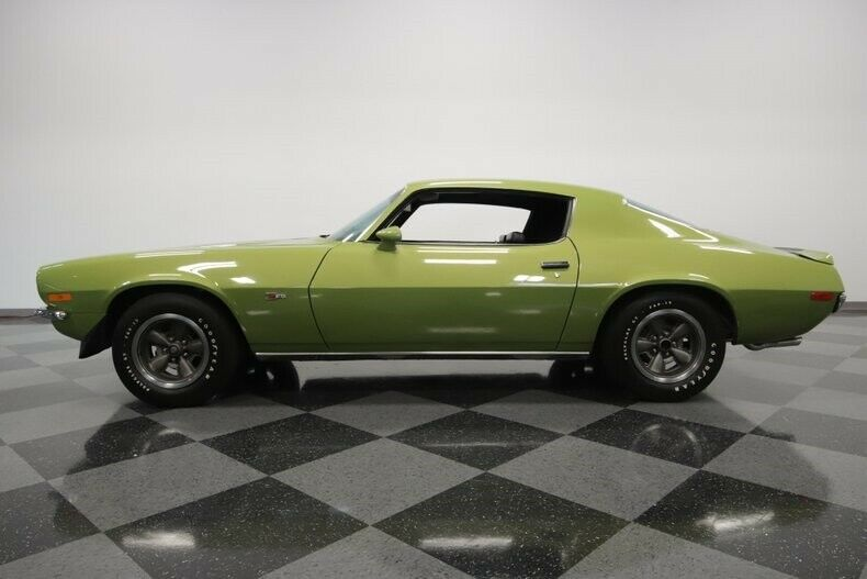 very nice 1970 Chevrolet Camaro Z/28 Tribute