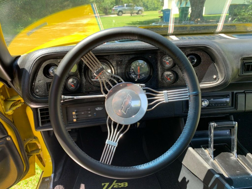 Z28 Tribute 1970 Chevrolet Camaro