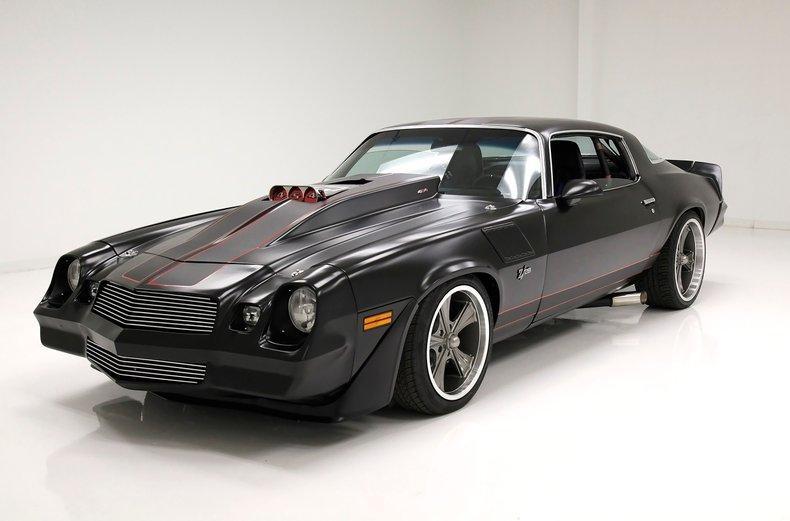 beast 1979 Chevrolet Camaro