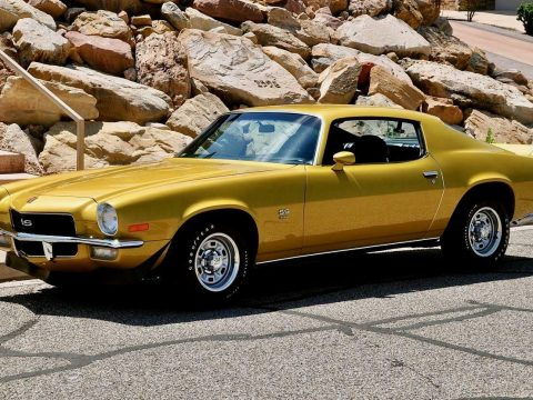 beautiful 1971 Chevrolet Camaro SS 396 LS3 for sale