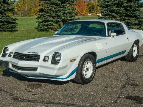 crate engine 1979 Chevrolet Camaro Z28 for sale