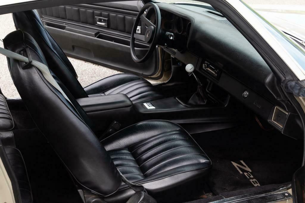 excellent 1974 Chevrolet Camaro Z28
