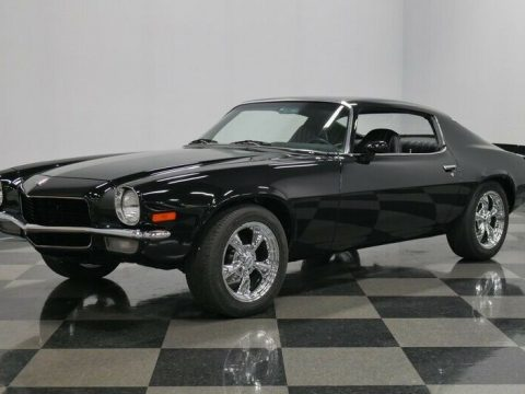 fuel injected 1971 Chevrolet Camaro for sale