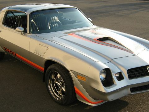 new parts 1979 Chevrolet Camaro Z 28 for sale