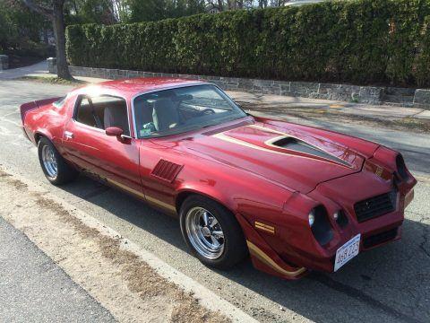 Rebuilt Engine and transmission 1979 Chevrolet Camaro for sale