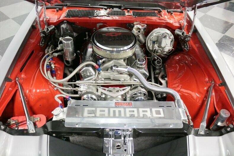 Restomod 1974 Chevrolet Camaro Z/28