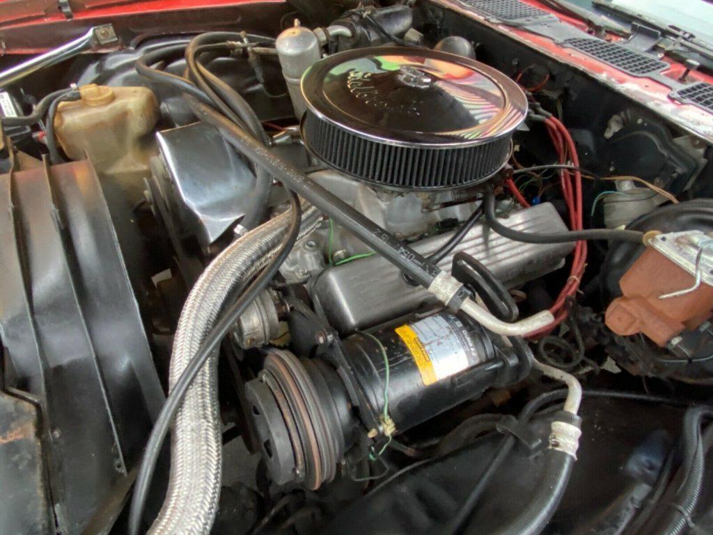 survivor 1977 Chevrolet Camaro