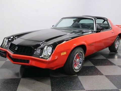 very nice 1979 Chevrolet Camaro RS for sale