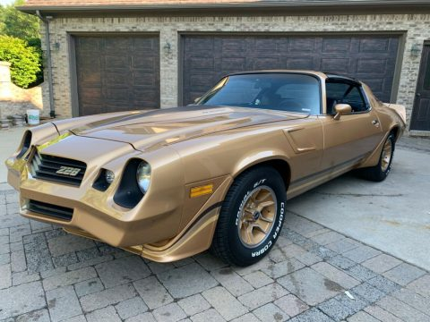 Excellent shape 1981 Chevrolet Camaro for sale